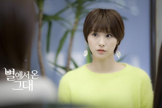 Nữ diễn viên Yoo In Young được xem là khách mờivô cùng đặc biệt, xuất hiện những 3 tập phim. Hơn nữa, cô lại là nhân vật quan trọng, là mắt xích của các sự kiện xuyên suốt phim.