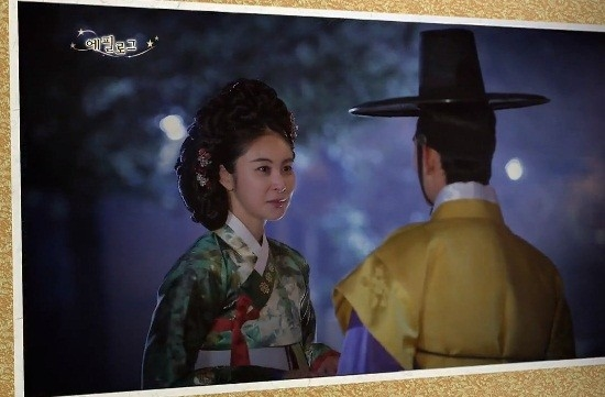 Son Eun Seo – nữ diễn viên nổi tiếng của May Queen bất ngờ xuất hiện vào vai Kisaeng – nhân vật quyến rũ Do Min Joon trong quá khứ.