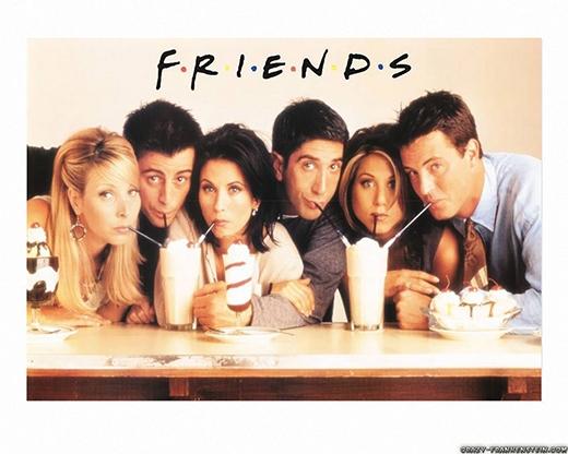 Khi nhắc đến sitcom của Mỹ, Friends được người ta nhớ đến như một huyền thoại và đến nay vẫn chưa có bộ phim truyền hìnhnào có thể vượt qua.
