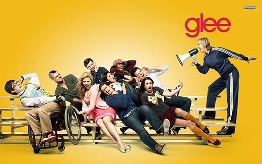 Nhiều người lần đầu coi Glee, người ta còn ngỡ phim lấy nội dung từ High School Musical.