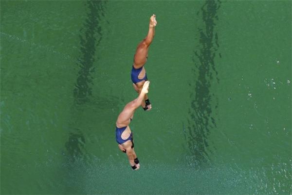 Hiện tượng này đã khiến nhiều người hâm mộ thể thao trên toàn thế giới lên tiếng vì với tầm cỡ thế vận hội toàn cầu như vậy mà để xảy ra bể bơi có tảo là điều không thể chấp nhận được.