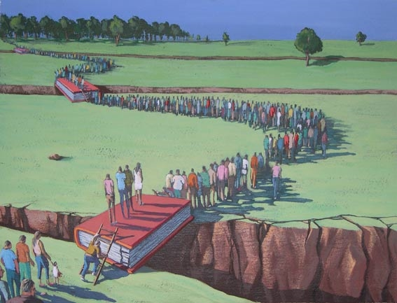 Tri thức chính là cầu nối giúp con người vượt qua mọi khoảng cách trong cuộc sống, đồng thời giúp chúng ta đặt chân đến những vùng đất mới chưa được khám phá.