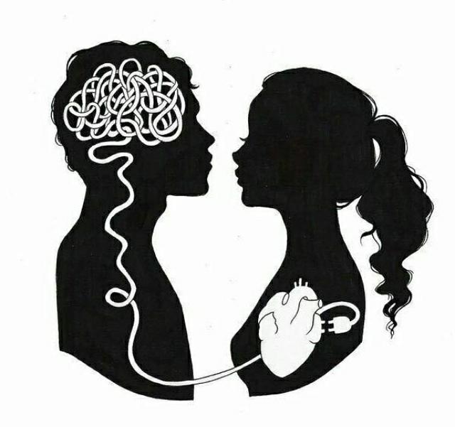 Để tình yêu được vững bền cần có sự hài hòa giữa lí trí và tình cảm.