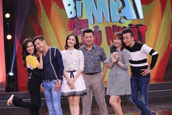 Tập 5 của Bí mật đêm chủ nhật lên sóng tối 07/08 với hai khách mời Hạ Vi, Hari Won. - Tin sao Viet - Tin tuc sao Viet - Scandal sao Viet - Tin tuc cua Sao - Tin cua Sao