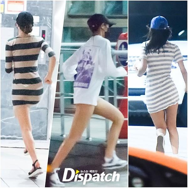 Ngoài ra, Seolhyun cũng thường lui tới nhà bạn trai chơi bằng taxi và luôn luôn ngụy trang thật kĩ bằng nón cùng khẩu trang, tránh sự chú ý của mọi người xung quanh.