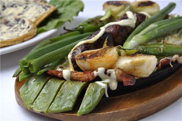 Xương rồng được rất nhiều nơi trên thế giới chế biến thành nhiều món ăn khác nhau. (Ảnh: internet)