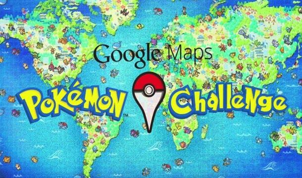 Pokémon GO dựa vào dữ liệu Google Mapsđể giúp người chơi định vị Pokemon. (Ảnh: internet)