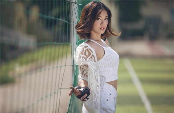 Hoàng Yến Chibi thường xuyên cập nhật thông tin và ủng hộ hết mình cho Đoàn thể thao Việt Nam. - Tin sao Viet - Tin tuc sao Viet - Scandal sao Viet - Tin tuc cua Sao - Tin cua Sao