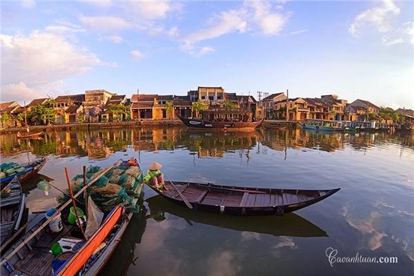 Bạn đã bao giờ nhận ra làng quê Việt Nam đẹp đến mức này chưa? Những chuyến du lịch hạng sang không thể cho bạn trải nghiệm này đâu nhé.