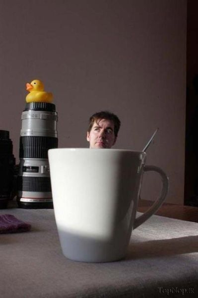 """""""Ly cà phê ban mê""""."""