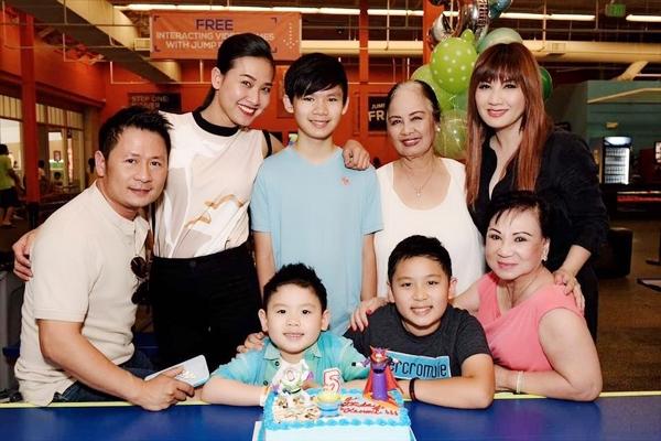 Ngưỡng mộ cách hành xử của sao Việt với người cũ hậu ly hôn - Tin sao Viet - Tin tuc sao Viet - Scandal sao Viet - Tin tuc cua Sao - Tin cua Sao