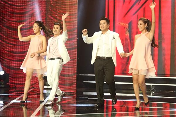 Giám khảo của đêm chung kết xếp hạng là NSND Ngọc Giàu và nghệ sĩ Kiều Oanh. Dẫn chương trình là MC Đào Duy và MC Hoàng Rapper. Ngoài ra, đêm thi còn có sự tham gia biểu diễn của ca sĩ kiêm nhạc sĩ Tăng Nhật Tuệ.