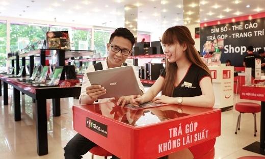 Được tài trợ 100% lãi suất cho hầu hết các laptop, điện thoại, máy tính bảng, các bạn học sinh, sinh viên có thể sở hữu được các sản phẩm mình yêu thích mà không quá bận tâm về mức giá tại FPT Shop.