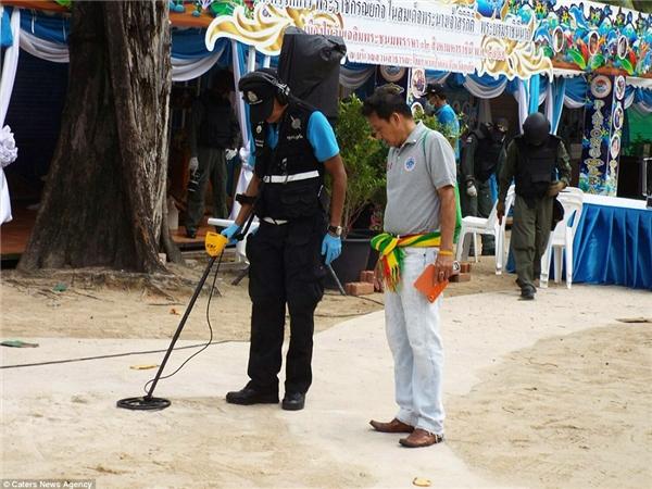 Thái Lan liên tiếp bị đánh bom trên khắp cả nước, ít nhất 4 người chết
