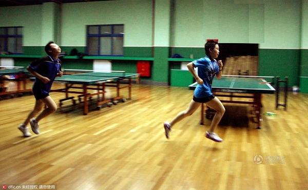 Trong thể thao, tài năng chỉ là một phần nhỏ giúp đem đến thành công.
