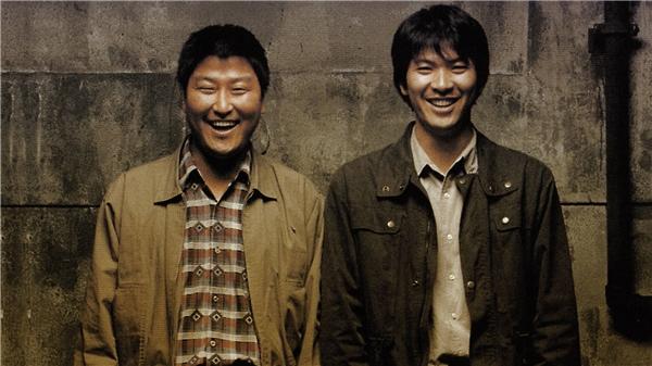 Song Kang Ho và Kim Sang Kyung.(Ảnh: Internet)