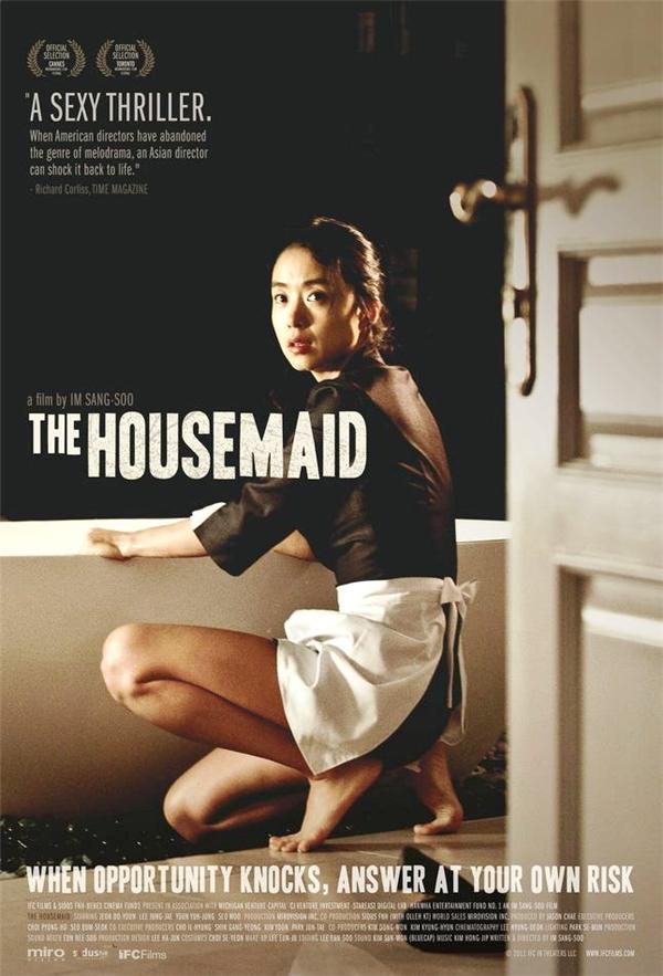 The Housemaid của Im Sang Woo xoay quanh câu chuyện về côgáiEun Yi. (Ảnh: Internet)