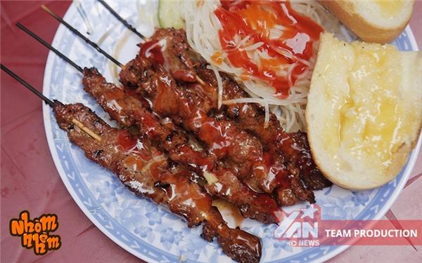 Bạn đã sẵn sàng đi thử ngay món ăn cực kì hấp dẫn này chưa?