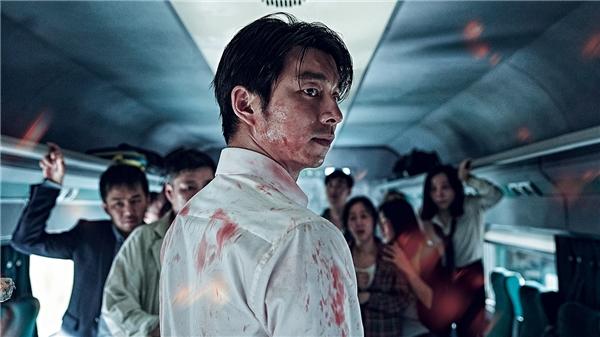 Train to Busan của Yeon Sang Ho xoáy sâu vào giá trịnhân văn.(Ảnh: Internet)