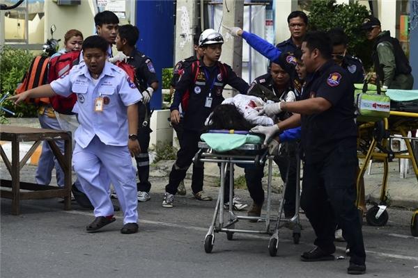 Người dân các nước được khuyến cáo cần cảnh giác khi đến Thái Lan