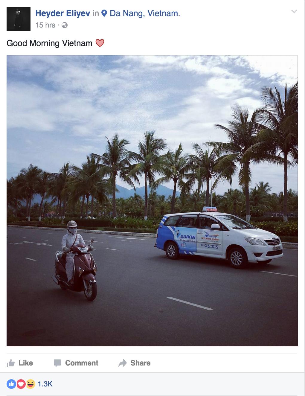 """DJ Heyder liên tục""""check-in"""" tại Đà Nẵng."""