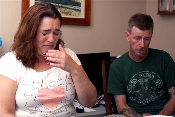 Gia đình của em đang cực kì đau khổ khi biết tin con mình đã ra đi vĩnh viễn.