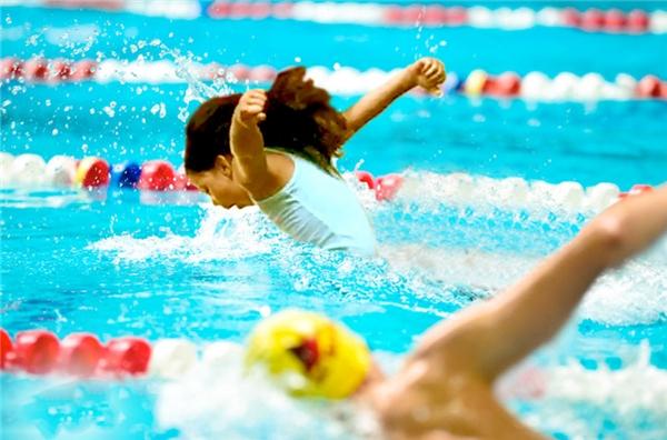 Trở thành vận động viên bơi lội tham dự Olympic Rio.