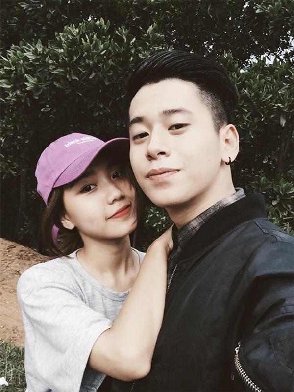 Dcrown - Trang Thiênđang là cặp đôi được nhiều bạn trẻ yêu mến. (Ảnh: Internet)