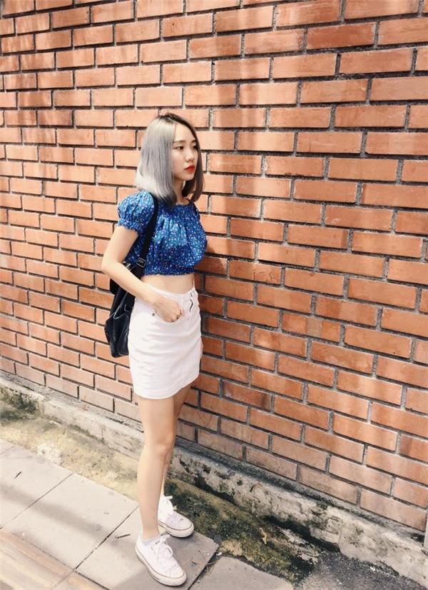 Trang Thiên xinh đẹp và cá tính.(Ảnh: Internet)