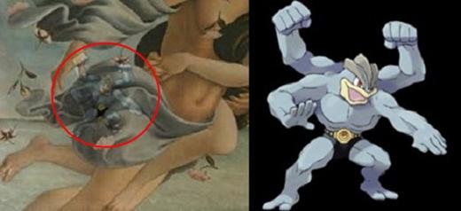 Đáp án: Pokemon đang có mặt vào thời điểm nữ thần Aphrodite ra đời chính là Machamp.
