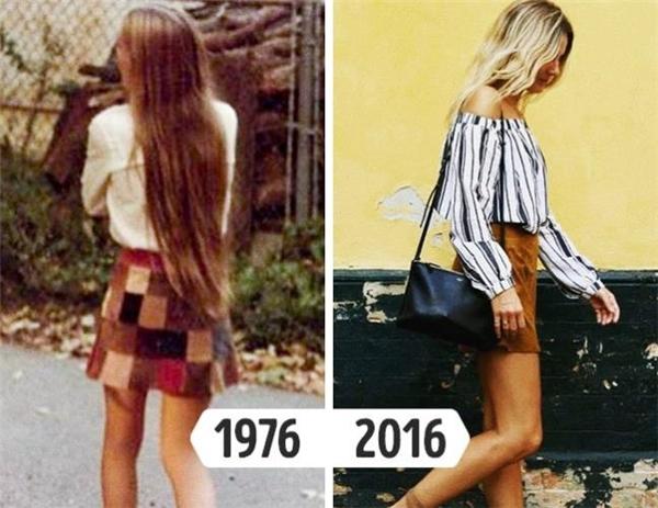 """Những trang phục các cô gái có thể """"khai quật"""" từ tủ đồ của mẹ"""