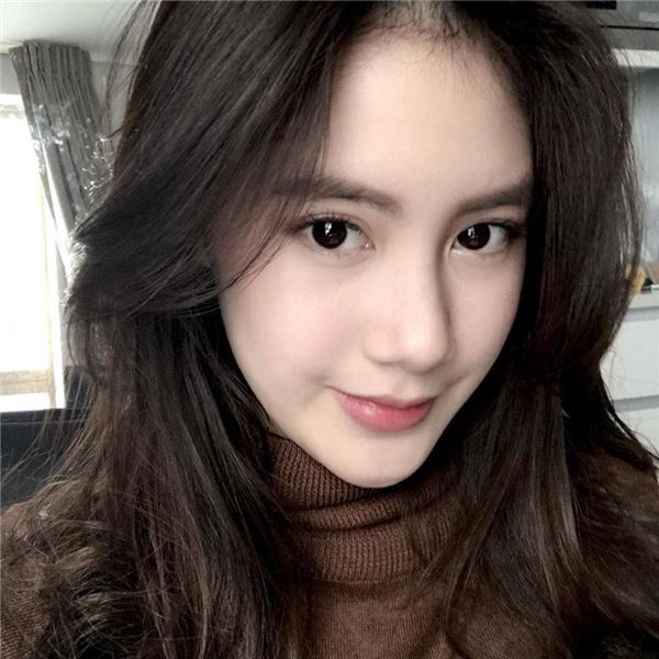 Phoiphailin Sivilay- một trong những nàng Việt lai xinh đẹp. (Ảnh: Internet)