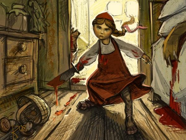 Trẻ con học được gì từ những câu chuyện cổ tích? Là cái thiện luôn giành chiến thắng? Cái ác luôn phải trả giá? Hay bạo lực là thứ có thể giúp giải quyết tất cả mọi mâu thuẫn?