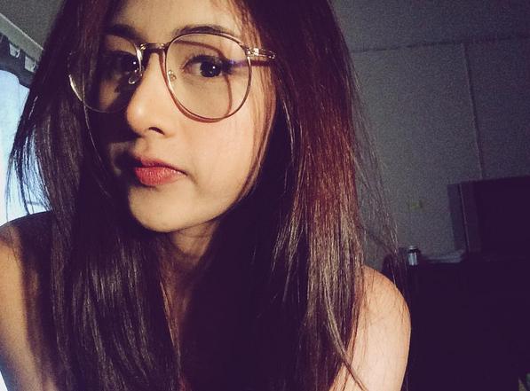 Gương mặt xinh xắn, đáng yêu của hot girl Thái Lan.