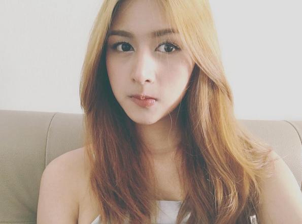Ngỡ ngàng với hot girl Thái Lan có vẻ đẹp của Chipu và Quỳnh Anh Shyn