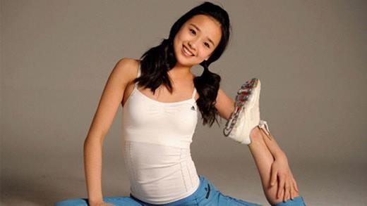 4 vận động viên Hàn xinh như
