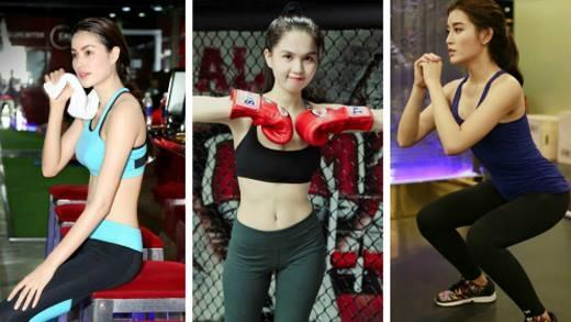 Những bí quyết tập gym giữ dáng chuẩn như 4 mĩ nhân Việt