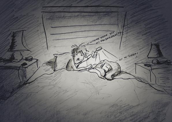Nhiều đêm anh còn bày đặtchơi tròthẩm vấn để thể hiện chút ghen tuông cho cuộc sống vợ chồng thêm sinh động, vậy mà em chẳng hưởng ứng, còn hờ hững bảo anh đi ngủ đi.