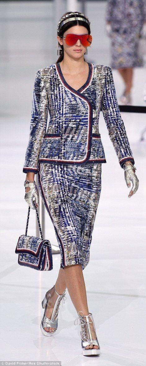 Thiết kế ngộ nghĩnh nàyđã từng xuất hiện trên rấtnhiều sàn diễn thời trang danh giá đấy.