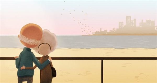 Và cuối cùng, họ biết rằng dù có già đi, thời gian làm tàn phai nhan sắc, nhưng tình cảm ấy chẳng thể phôi phai.