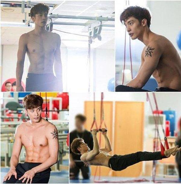 Một trong những nhân vật hấp dẫn nhất phải kể đến trong phim chính là Sung Hoon.