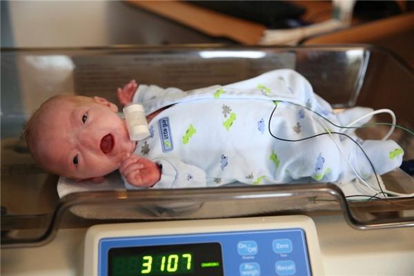 Khi Brandi nhìn thấy Eli lần đầu tiên, cô đã hét lên trong bệnh viện rằng em không hề có mũi.