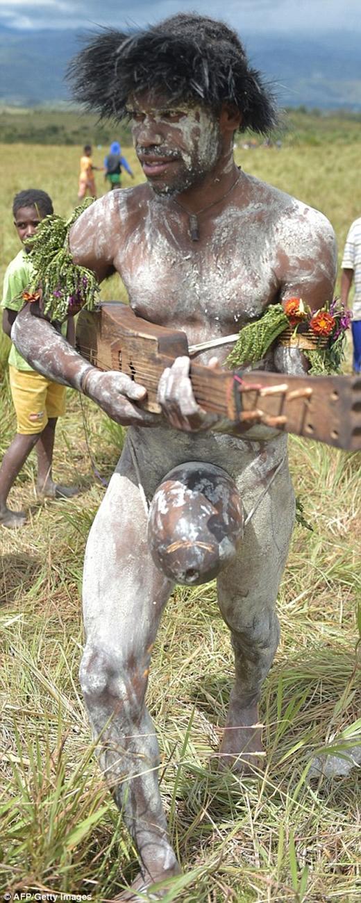 Hiện nay,bộ tộc người Dani mỗi năm thu hút hàng triệu khách du lịch đến tham quan.