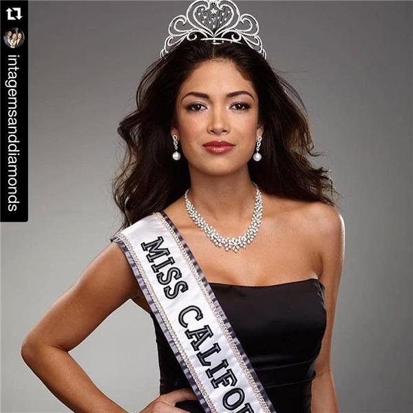 Nicole Johnnson từng là Hoa hậu bang California.