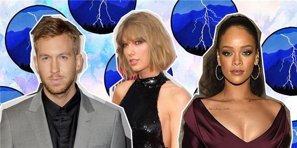 Calvin Harris lại ghi tên mình lên vị trí đầu bản nhờ vào bản hit đình đám This Is What You Came For do Taylor Swift sáng tác.