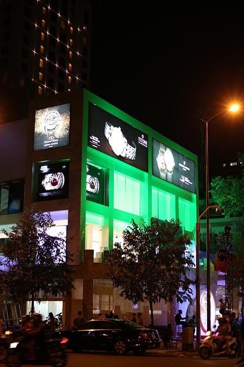 Trung tâm Cititime khang trang toạlạc ngay trung tâm thành phố.
