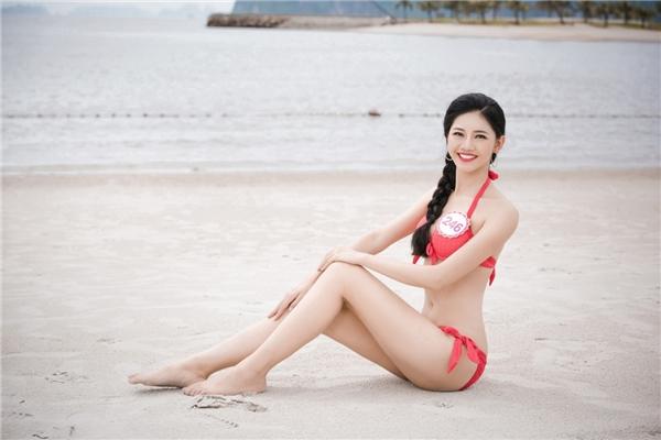 Ngô Thanh Thanh Tú,ứng cử viên sáng giá cho ngôi vị Hoa hậu Việt Nam 2016.
