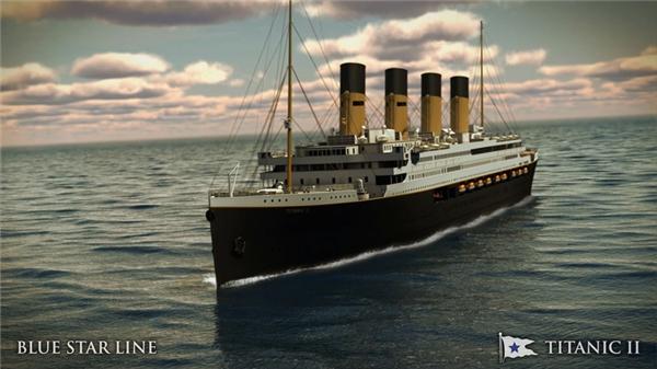 Titanic II sẽ tái hiện lạitoàn bộ các chi tiết của Titanic từ hình dáng, kích thước cho đến nội thất bên trong.