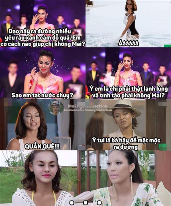 Top 3 ngôi sao showbiz Việt được dân mạng phong