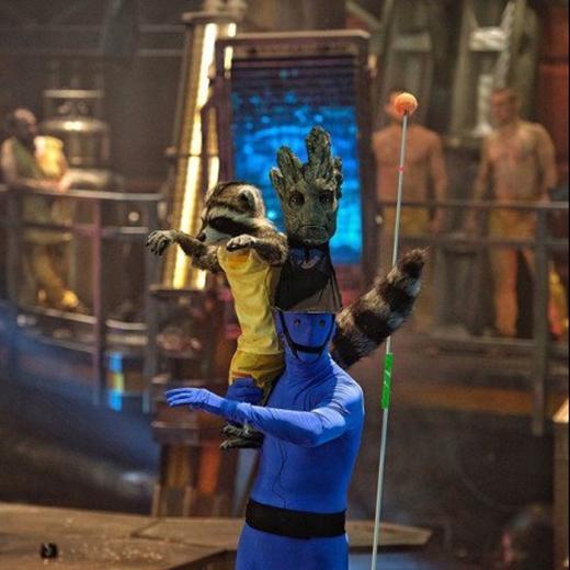 """Rocket và Groot siêu ngầu trong phim khiến bạn không thể không yêu thích, nhưng khi họ... """"lộ bộ mặt thật"""" thì bạn có cảm thấy choáng váng không?"""
